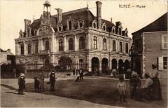 Tierce - Mairie - Tiercé