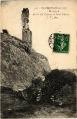 Rochefort-sur-Loire Ruines du Chateau de Saint-Offenge - Rochefort-sur-Loire