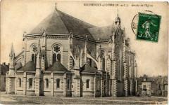 Rochefort-sur-Loire - Abside de l'Eglise - Rochefort-sur-Loire