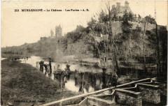 Murs-Erigne - Le Chateau Les Portes - Mûrs-Erigné