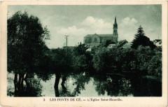 Les Ponts-de-Ce - L'Eglise Saint-Maurille - Les Ponts-de-Cé
