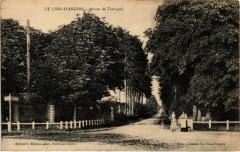 Le Lion-D'Angers - Route de Thorigne - Le Lion-d'Angers