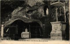Grotte de Montreuil-sur-Maine (Maine-et-Loire) - Montreuil-sur-Maine