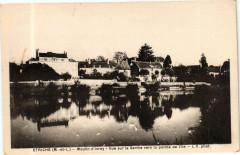 Etriche - Moulin d'Ivray - Étriché