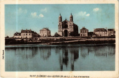 Saint-Clement-des-Levées - Vue d'ensemble - Saint-Clément-des-Levées