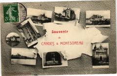 Souvenir de Candes & Montsoreau - Montsoreau