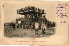 Verrie-Saumur - Tribune des Courses - Verrie