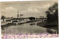 Le Lion-d'Angers - Vue des Bords de l'Oudon - Le Lion-d'Angers