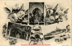 Souvenir de Montreuil-sur-Maine - Montreuil-sur-Maine