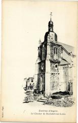 Env. d'Angers - Le Clocher de Rochefort-sur-Loire - Rochefort-sur-Loire