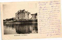 Montsoreau - Le Chateau - Montsoreau