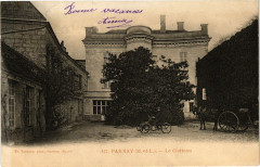 Parnay - Le Chateau - Parnay
