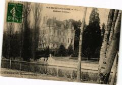 Rochefort-sur-Loire (M.-&-L.) - Chateau de Dieuzy - Rochefort-sur-Loire