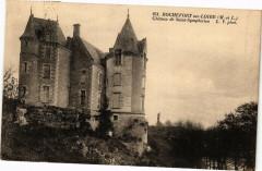 Rochefort-sur-Loire - Chateau des Saint-Symphorien - Rochefort-sur-Loire