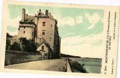 Montsoreau (M. & L.) - Env. de Saumur - Le Chateau - Montsoreau