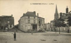 Trementines La Place - Trémentines