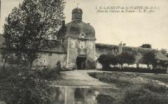 Saint-Laurent - de la Plaine Dome de Chateau du Pineau - La Plaine