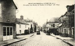Saint-Georges-sur-Loire Carrefour des Routes de - Saint-Georges-sur-Loire