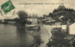 Env. d'Angers - MURS_Erigne - Vue sur le Louet - Mûrs-Erigné