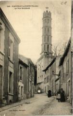 Fontenay-le-Comte - La Tour Rivalland - Fontenay-le-Comte