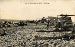 La Tranche-sur-Mer - La Plage - La Tranche-sur-Mer
