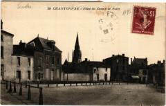 Chantonnay - Place du Champ de Foire - Chantonnay