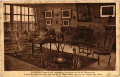 Saint-Vincent-sur-Jard - Le Salon de M. G. Clemenceau - Saint-Vincent-sur-Jard