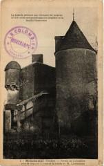 Mouchamps - Ferme du Colombier - La Tourelle - Mouchamps