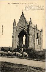 Les Herbiers - Chapelle des Alouettes - Les Herbiers
