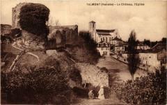 Talmont - Talmont-Saint-Hilaire - Le Chateau - Eglise - Talmont-Saint-Hilaire