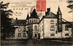 Le Boupere - Chateau de la Pélissonniere - Le Boupère