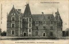Saint-Hilaire-de-Talmont - Talmont-Saint-Hilaire - Le Chateau - Talmont-Saint-Hilaire