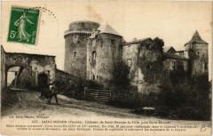 Saint-Mesmin - Chateau de Saint-Mesmin-la-Ville - Saint-Mesmin
