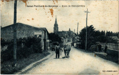 Saint-Philbert de Bouaine - Route de Rocheserviére - Saint-Philbert-de-Bouaine