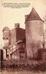 Mouchamps - Ferme du COlombier - Mouchamps