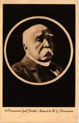 Saint-Vincent-sur-Jard Portrait de Mr G. Clemenceau - Saint-Vincent-sur-Jard