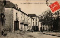 Chavagnes-en-Paillers Place de l'Eglise - Chavagnes-en-Paillers