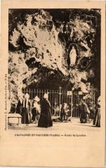 Chavagnes en Paillers Grotte de Lourdes - Chavagnes-en-Paillers