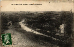 Chantonnay Paysage a Pont-Charron - Chantonnay