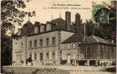 Saint-Mesmin-le-Vieux Chateau de Lenardiere - Saint-Mesmin