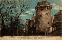 Saint-Mesmin Donjon du Chateau Le Chateau est celebre par le siege - Saint-Mesmin