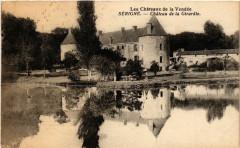 Serigne Chateau de la Girardie - Sérigné