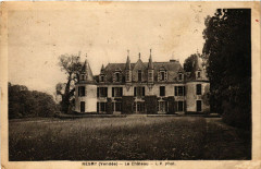 Nesmy Le Chateau - Nesmy