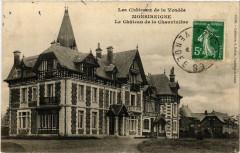 Monsireigne La Chateau de la Chauviniere - Monsireigne