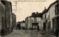 La Boissiere-de-Montaigu - L'Hotel du Cheval-Blanc - La Boissière-de-Montaigu