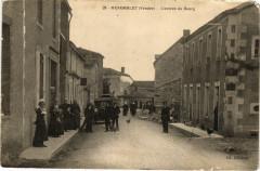 Menomblet - L'entrée du Bourg - Menomblet
