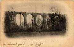 Breuil-Barret - Pont-Viaduc des Rochers Coquillaud - Breuil-Barret