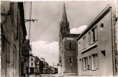 Chavagnes-en-Paillers - L'Eglise et la Poste - Chavagnes-en-Paillers