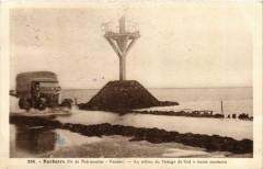 Barbatre - Au milieu du Passage du Goa a marée montante - Barbâtre