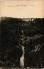 Moulin de Saint-Mesmin sur l'Auvezere - Saint-Mesmin
